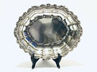Fabulous Antique 19C Victorian Style English International Silver Plated Bowl
