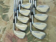 Japan Maruman Conductor Sole YG Iron Set Golf Club 2-P Right Hand Steel Shafts