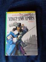 Venti Ans Dopo Volume 1 Per Alexandre Dumas Libro La Biblioteca Verde Antico