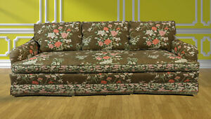 BAKER FURNITURE Sofa Down Filled Cushions - (Absolutely Stunning high end!)