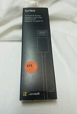 Microsoft-HD Digital A/V Adapter for Surface and Surface 2–Black Z2S-00013S #372