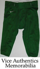 Oregon Ducks Nike Authentic Old School Vintage Game Style Football Pants Large
