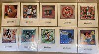 10 Disney Parks 90 Celebration of the Mouse Millennial Mickey Prints