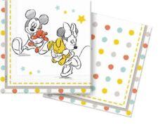 Artículos de fiesta color principal azul de Mickey Mouse