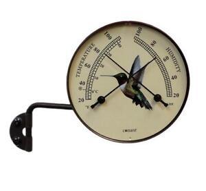 NEW Conant Decor Comfortmeter Hummingbird