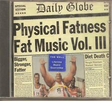 Physical Fatness - Fat Music Vol. III CD: Various Artists