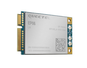 QUECTEL EP06-E EP06-A CAT6 300M mini pcie LTE module use For ZBT router WE326