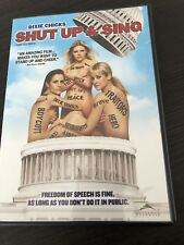 Dixie Chicks Shut Up And Sing DVD - Region 1 -
