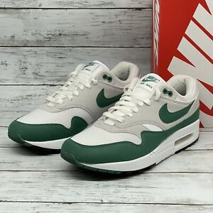 Nike Air Max 1 Anniversary Green (2020) Size 9 Men's Shoes DC1454 100 Evergreen