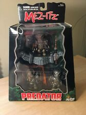Predator Mez-itz Minifigure 3-pack Mezco Toyz  (Collectors Item)