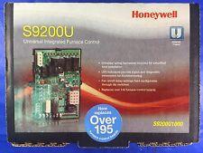 Honeywell -Universal Integrated Furnace Control -S9200U1000(Replaces S8910U1000)