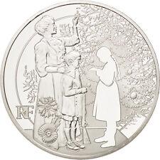 EUR, France, Monnaie de Paris, 10 Euro Grande Guerre - Les Fraternisés #91586