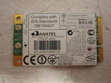 Mini Pci WiFi Notebook Anatel 459339-004 - HP DV5 dv6 dv7 CQ60 6730 TESTATE e OK