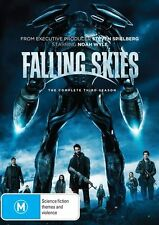 Falling Skies : Season 3 (DVD, 2014, 3-Disc Set) Region 4 New Sealed (D227)