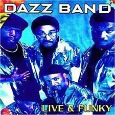 Dazz Band Live & Funky CD NEW SEALED Soul Let It All Blow+