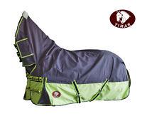 "YIMAR 6'3"" 600D PADDOCK HORSE RUG COMBO POLYCOTTON LINED RAINSHEET YG63"