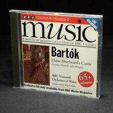 Bela Bartok - Duke Bluebeard's Castle - music cd album