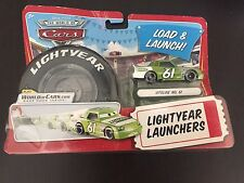 Disney The World Of Cars Lightyear Launchers Vitoline No. 61 Load & Launch! New