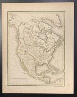 "T. G. Bradford: ""North America,"" 1835"