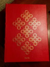 Washburn Holy Bible - Easton Press Family Bible - Genuine Leather - Illustrated