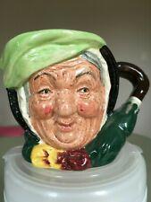 "Toby Mug Vintage Royal Doulton ""Sairey Gamp"" Pre-Owned Mint Cond."