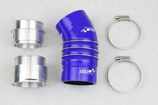Kit durite silicone BMW 335D E90 E91 E92 E93 Boost Turbo Tubo Manguera BLEU