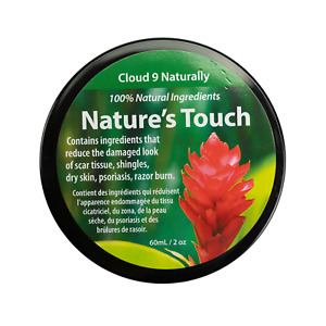 Cloud 9 Naturally Nature's Touch Damage Repair Cream (Dry Skin, Scars) - 2 oz