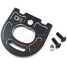 Hot Racing Aluminum Adjustable Motor Mount Black For Traxxas 4-Tec 2.0 #TRF18A01