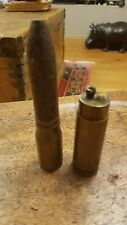 Trench Art Lighter Rare large Type LOOK ww2