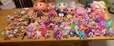Lot of Littlest Pet Shop, Lalaloopsy,My Little Pony & other girls toys