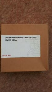 Oracle9i Database Release 2 (9.2.01.0) CD Pack for Linux Intel Release AUG-02