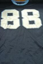 RHODE ISLAND UNIVERSITY GAME USED FOOTBALL JERSEY SIZE XL #88