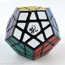 DaYan 3x3x3 Megaminx Gegaminx Magic Cube Professor's Cube Twist Toy Puzzle Black