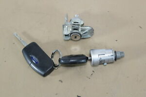 FORD MONDEO MK4 2.0 TDCI SET OF 2 KEYS DOOR LOCK IGNITION BARREL
