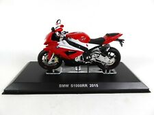 BMW S1000 RR 2015 - 1/18 Salvat Moto Diecast Motorcycle B002