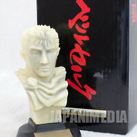 Berserk Guts Black Swordsman Bust Figure Marble Statue type Art of War JAPAN