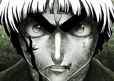 Poster A3 Naruto Shippuden Rock Lee