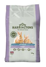 HARRINGTONS (WAGG) OPTIMUM COMPLETE RABBIT DRY FOOD FEED KIBBLE (10 20 30 KG)