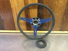 Triumph Spitfire - Steering Wheel With Cap.  Used.             T1361