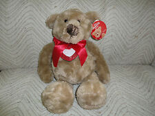 La Senza Silk & Satin 2003 RUBENS Bear Canada Annual Christmas Teddy MINT