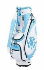 2019 Model Honma Golf Caddy Bag HONMA CB1910 Men's White / Blue 9 4549893573339