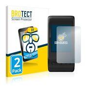 BROTECT Protector Pantalla Compatible con Garmin Edge 830 Transparente 2 Unidades