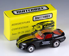 Matchbox Dodge Viper GTS Hershey Park Convention 1997 New in Box