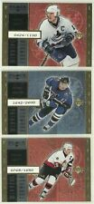 1998 98-99 BLACK DIAMOND WINNING FORMULA MARK MESSIER #WF24 #'d 0424/1100