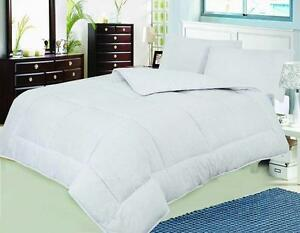 EGYPTIAN COTTON PERCALE DUVET/QUILT 4.5/10.5/13.5/15.0 TOG ALL UK SIZES