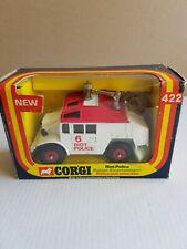 Corgi 422 Riot Police [Mint] & Original Box