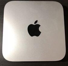 Reformado último Mac Mini 2014 250gb Mx500 Windows 10 dualboot SSD Crucial