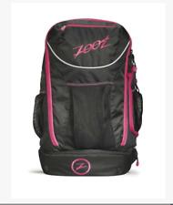 Zoot Transition 2.0 Triathlon Bag Raspberry Trim