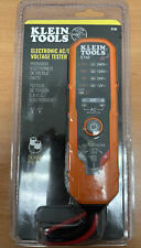 New Klein Tools Electronic Acdc Voltage Tester Et40