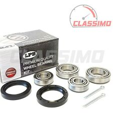 Front Wheel Bearing Kit Pair for FORD GRANADA MK 1 & 2 - 1972 to 1985